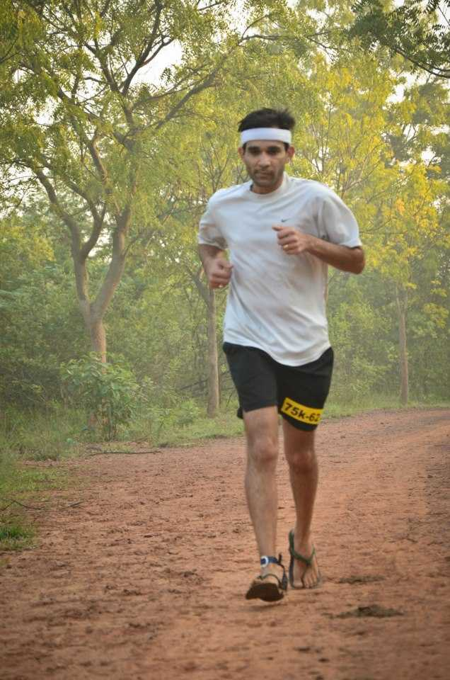 Chappal mein pachattar – my first 75k ultra